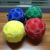 factory 18cm diameter custom football for inflatable kick darts board game
