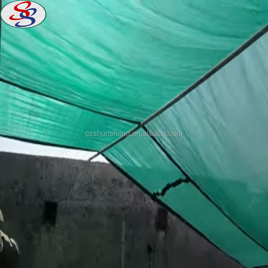 new hdpe material sun shade netting fabric for greenhouse