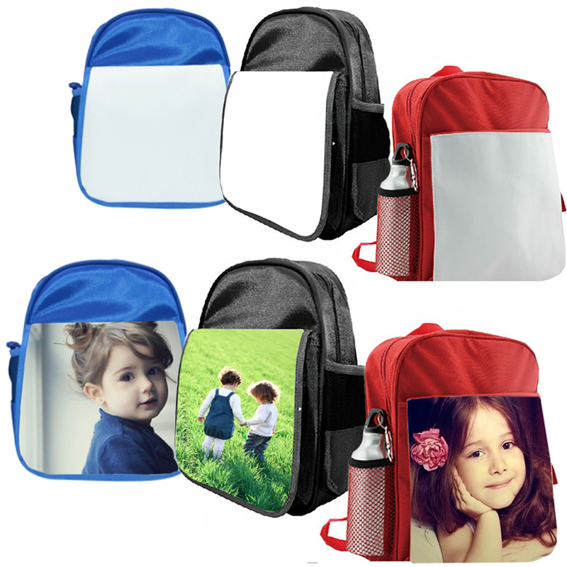CANVAS 승화 빈 키 빈 children's 책 백 kids 'school bag/DIY school bag