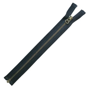 wholesale 3# metal open-end zipper for garment and backpack