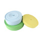 Custom Wholesale Pure color woven non-slip polyester elastic tape for clothing