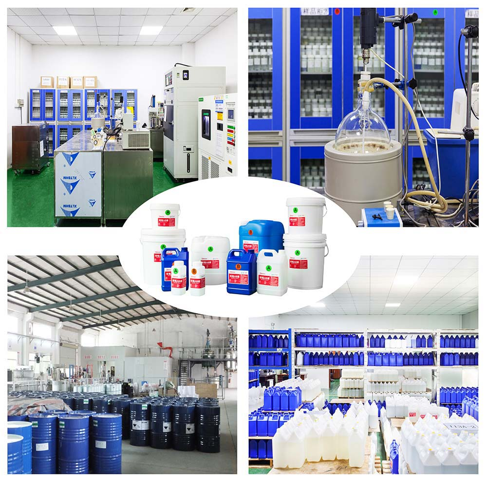 2017 Good Sales Epoxy Resin for Electronic Light Potting