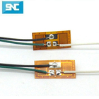 GB series strain gauge 3 pin header wired half bridge strain gauge
