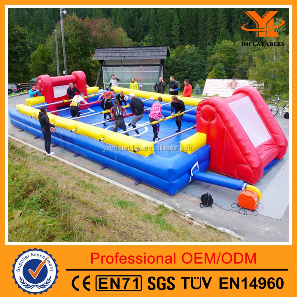 Inflatable Table Inflatable Table Football Fieldgiant Outdoor Inflatable Human