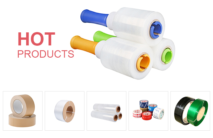 Custom Logo Printed Packing Tape Packaging Polypropylene Tape