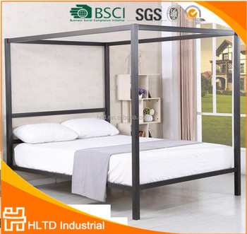Latest Design Double Metal Tube Welding Bed Frame