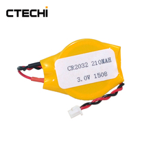 CTECHi digitale geräte lithium primäre <span class=keywords><strong>batterie</strong></span> 3 v 210 mah CMOS <span class=keywords><strong>CR2032</strong></span>