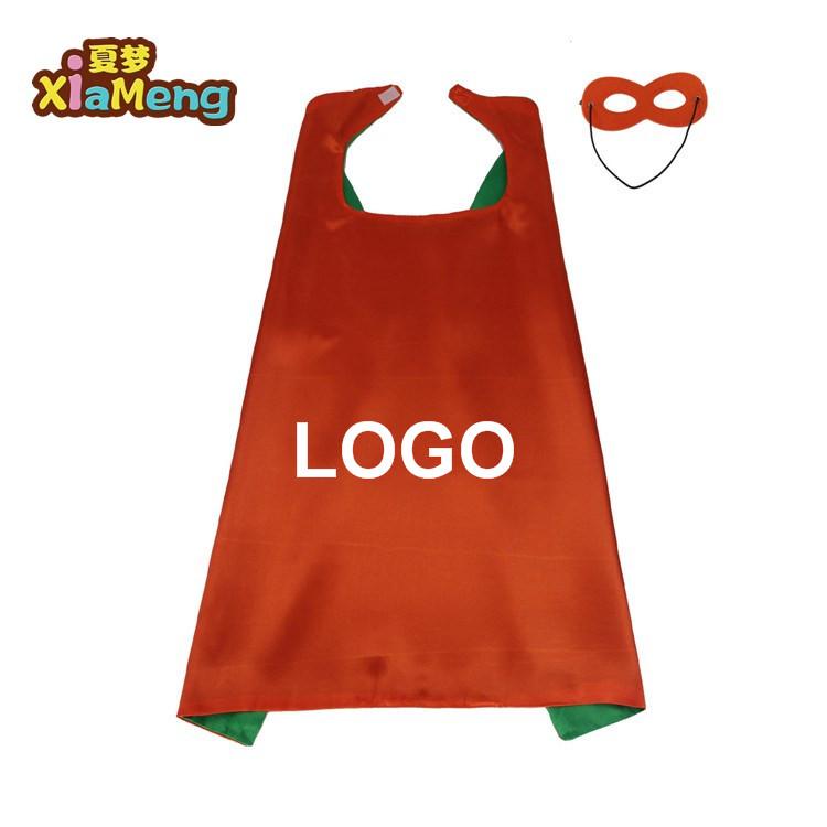 2020 wholesale superhero cape adult / superheroes cape for kids / superhero capes logo