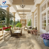 60x60cm China first choice non-slip verified wood look mat finish porcelain floor and wall tiles prices in Dubai