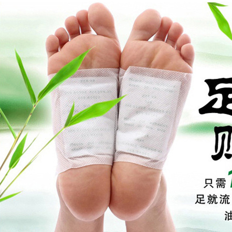 medicament to lose weight detoxification radiation cure fatigue detox foot  Patch20=10pcs Patches+10pcs - Unfair Weight