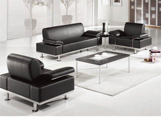 100+ ideas leather office furniture sofa on vouum