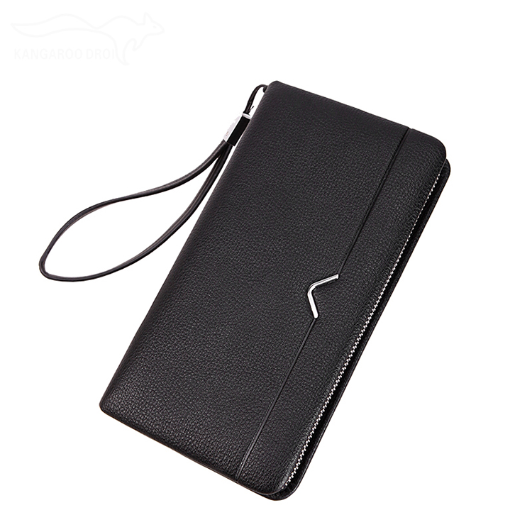2018 Creative product quality assurance reliable handmade men's wallet