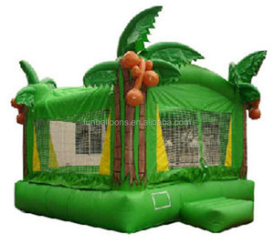 inflatable bouncy castle/home use bouncers F1005