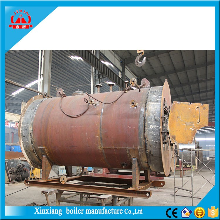 industrial diesel fuel fired steam boiler