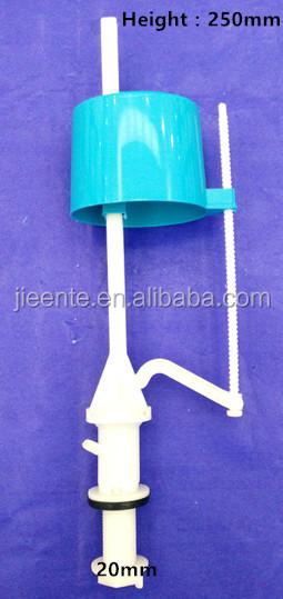 toilet fittings adjustable fill valve height 22-33CM