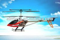 Song yang toys, helicopter 3 Channels RC Alloy Helicopter With Gyro