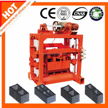 Low investment high profit business QTJ4-40 brick production line