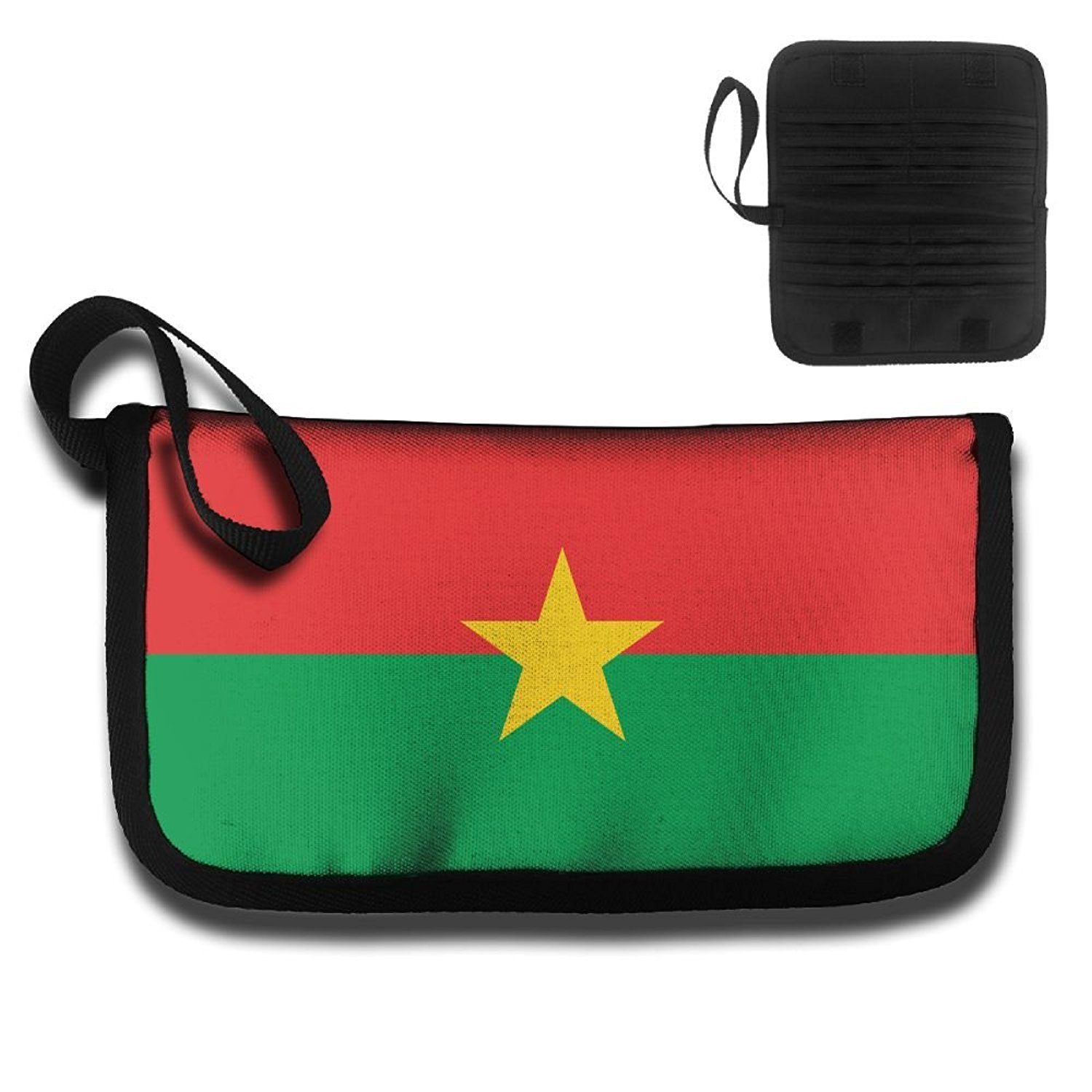 Flag Of South Korea Design Multifunctional Anti-theft Certificate PackagesPortable Pouch For Unisex
