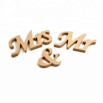 Art Minds Decoration Wooden Block Letters Numbers