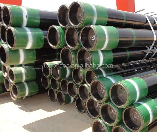 Api 5ct N80 Flush Jointed Casing/slotted Casing Pipe (manufacture ...