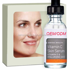 Anti Aging Vitamin C Serum with Vitamin E and Hyaluronic Acid, Anti Wrinkle, Fill Fine Lines