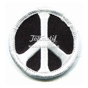 Patches For Sale Embroidered Decorative Patches Peace Sign