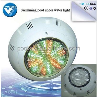 DLC swimming pool floodlights underwater lights