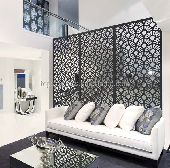 decorative screens for living rooms best price living room laser cut metal folding screen room 23199