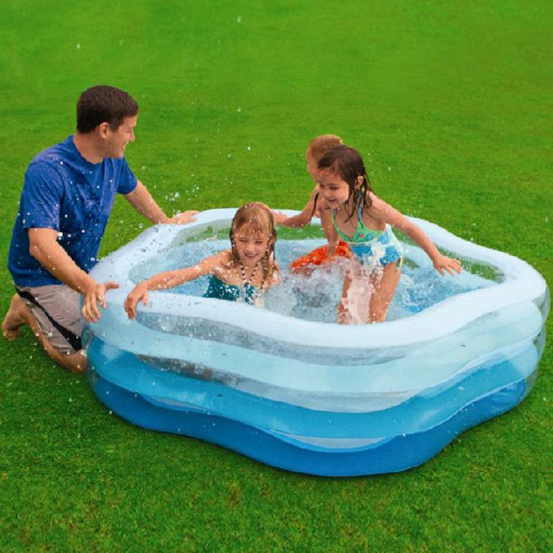 Great Hot Sale Hard Plastic Swimming Pools Small Pool Easy Carry Swimming Pool