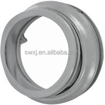washing machine rubber door seal gasket