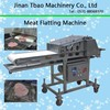 Stainless steel automatic new design meat steak processing machine