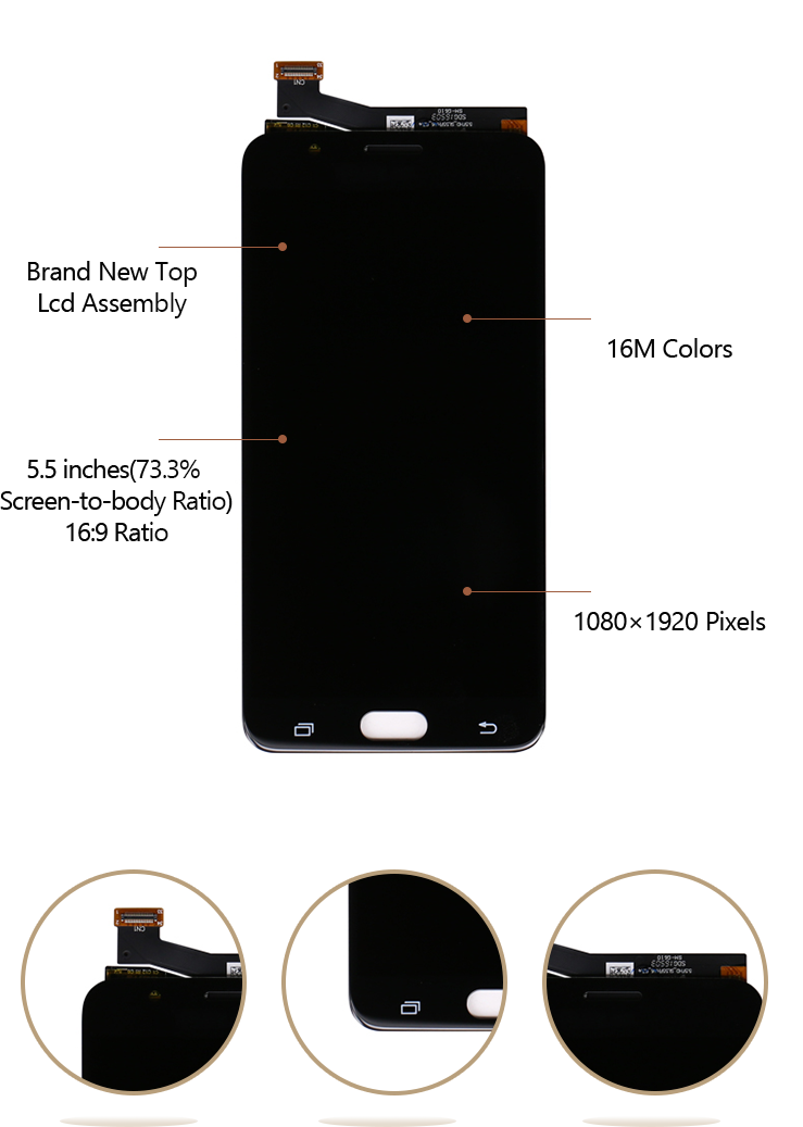 LCD Display For Samsung for Galaxy J7 Prime LCD Screen
