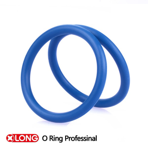 High quality FVMQ 70 Blue oring for military industry