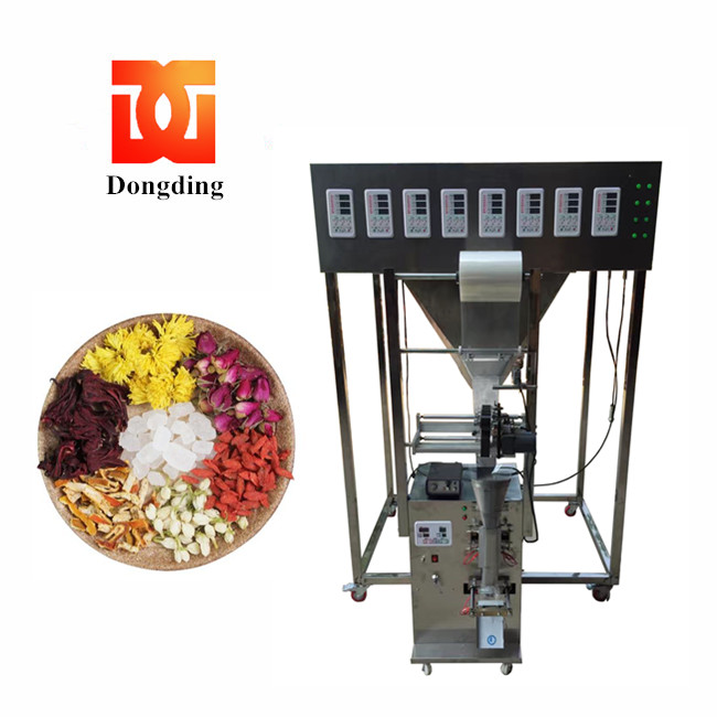 Automatic grain/lentils/chickpeas packing machine