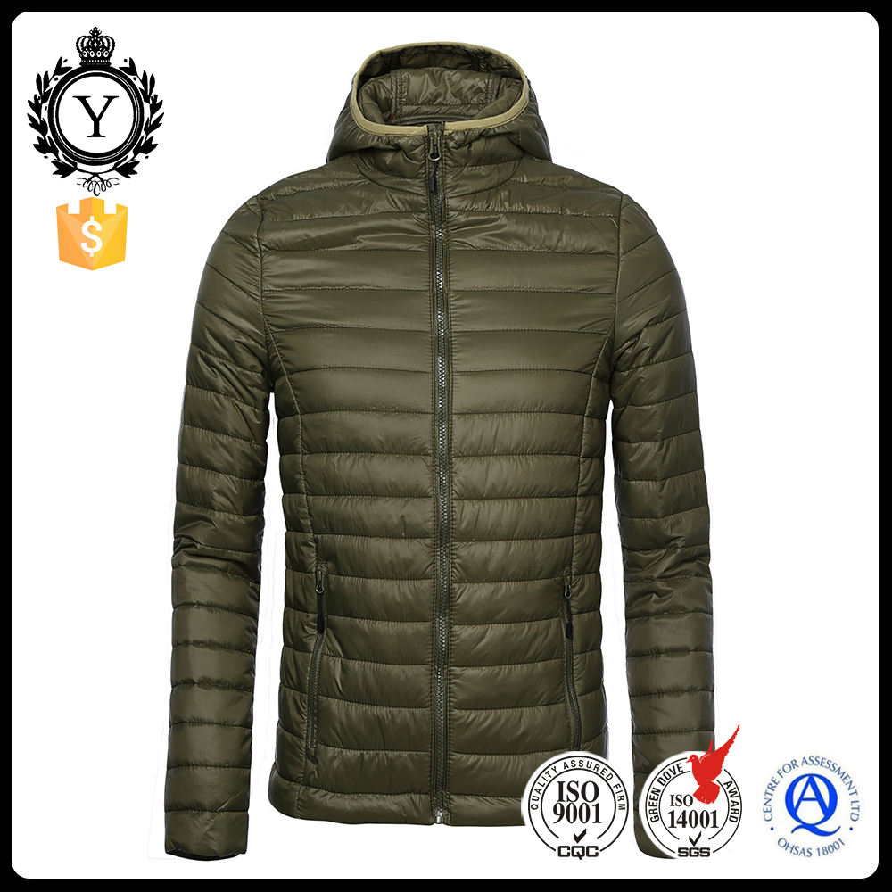 COUTUDI High Quality Stylish Jackets Man Winter Solid Short Ultra Light Jacket Men Thin Waterproof Nylon Jackets And Coat