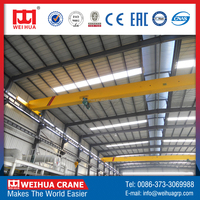 Lx Model 0.5~5T Motor-Driven Single Beam Suspension Crane