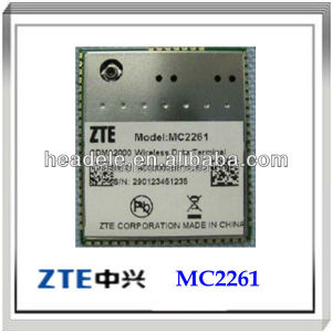 zte cdma 1X 800/1900mhz wireless module MC2261 for android