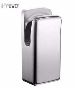 304 stainless steel automatic air jet hand dryer