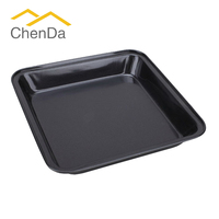 Non-stick Carbon Steel Baking Mould Square Shape Baking Pan Cake Pan CD-F1006