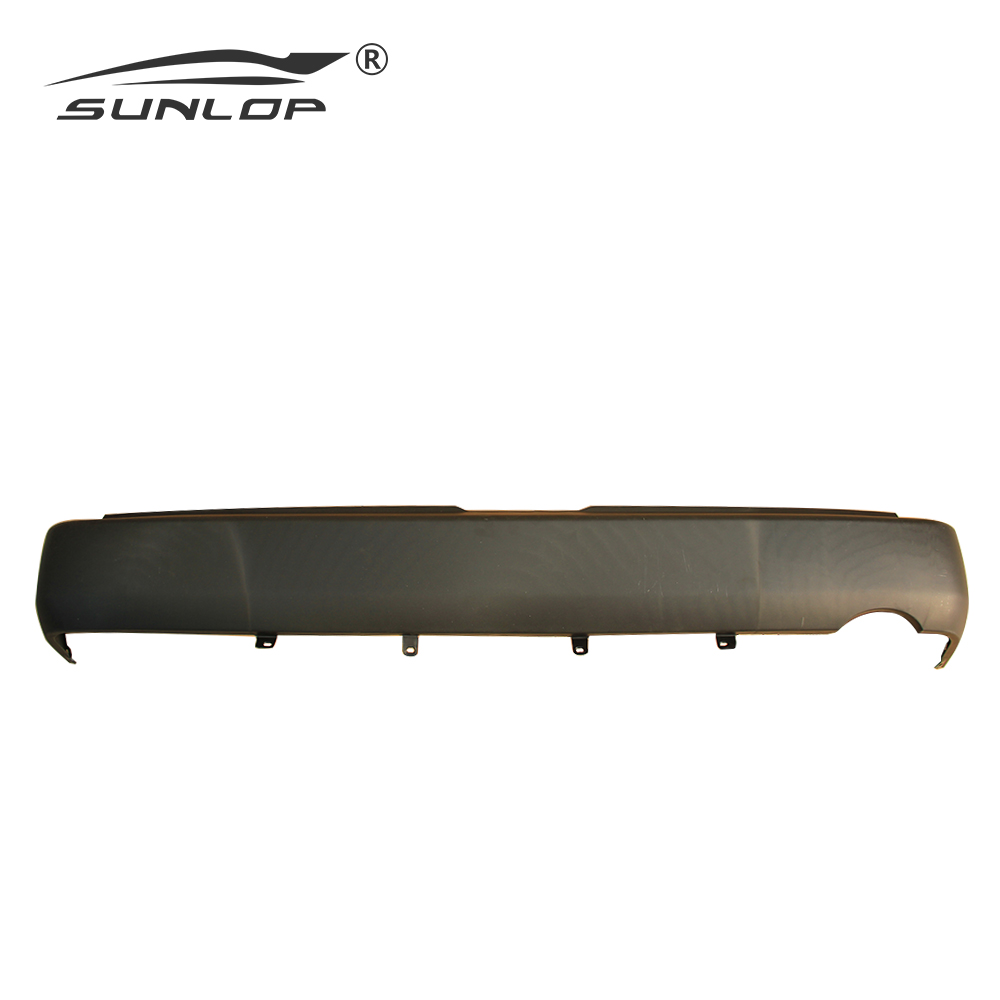 wholesale back bumper for hiace, 2005-2009 hiace body kits, auto spare parts for toyota hiace van