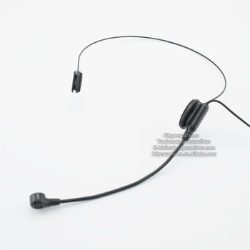 High Quality Black Headset Condenser Microphone For Speaking Singing Interview Or Recording Wired Wireless Broadcasting Buy Professional Condenser Headset Microphones Condenser Microphone Condenser Microphone Product On Alibaba Com