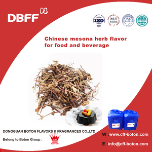 Chinese mesona herb flavor for food and beverage