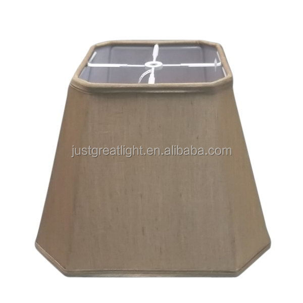 Top quality latest Octagon lamp shades india