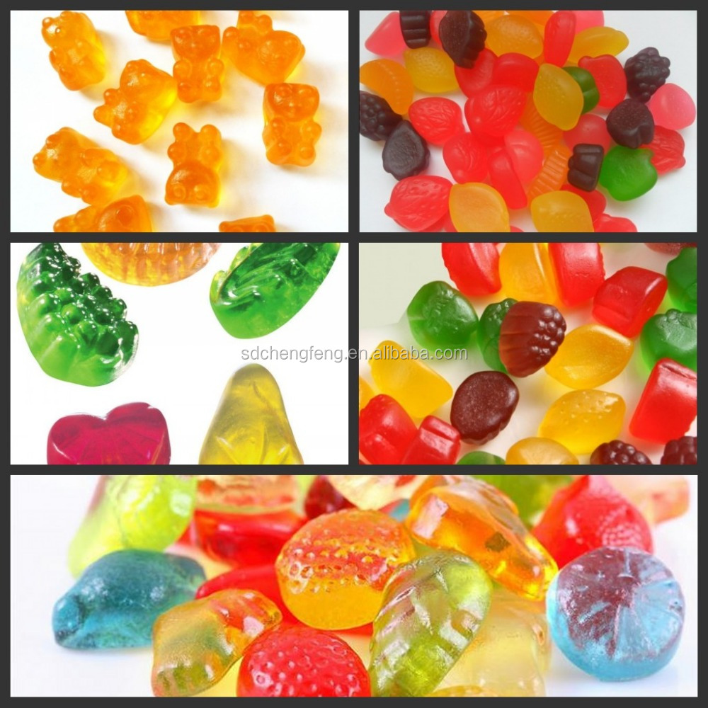 Supply Vitamin A,B,C,D,E,H For Kids Soft Gummy Candy Based Pectin