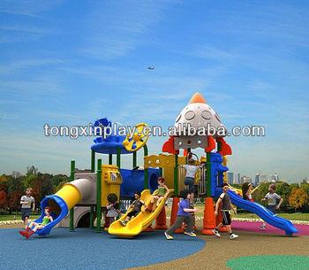 Garden Playground Equipment For Children Tx-3016b