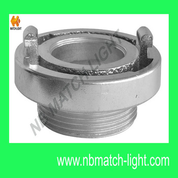China Supplier Fire Fighting Accessories Aluminum Male Adaptor ...