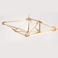 modern decorative lighting SHY Series T5 LED pendant Light By Bec Brittain