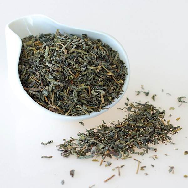 Best Selling Premium Green Tea For Morocco Tea Importer In Africa High Quality Chunmee Green Tea 9371 with Mint - 4uTea | 4uTea.com