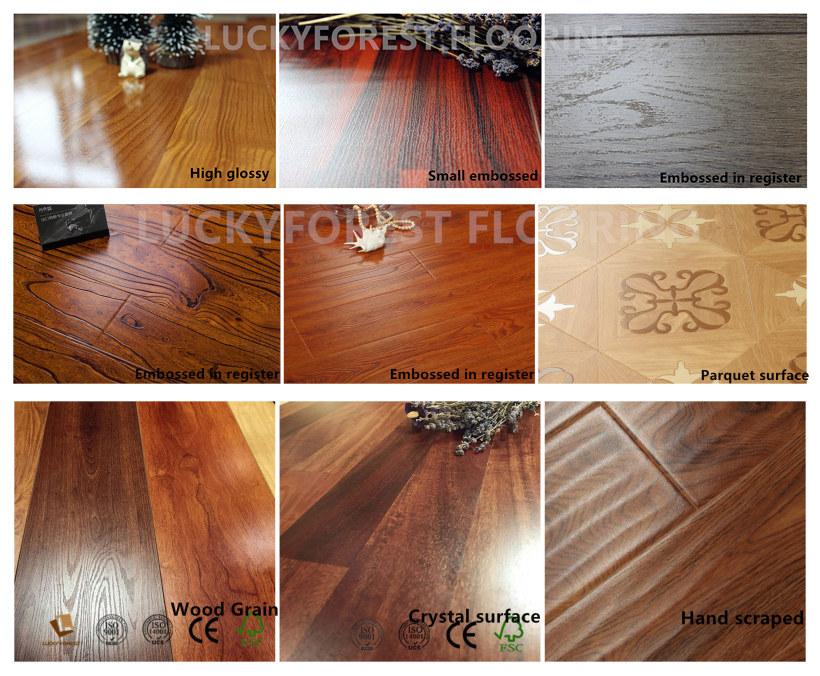 14mm High Quality German Laminate Flooring Brands View German