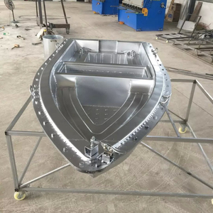 Rotomolded speed boat yacht vessel mold for sale